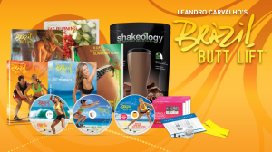 BeachBody Challenge Brazil Butt lift challenge pack