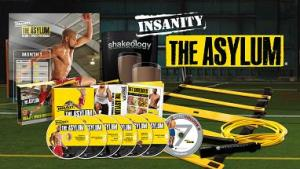 BeachBody Challenge Insanity The Asylum challenge pack