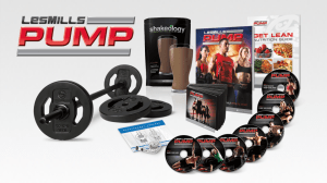 BeachBody Les Mills PUMP challenge pack