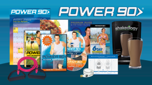 BeachBody Power 90 challenge pack