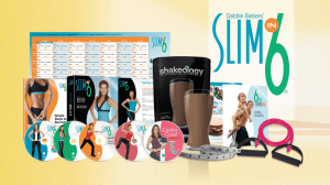 BeachBody Challenge Slim in 6 challenge pack