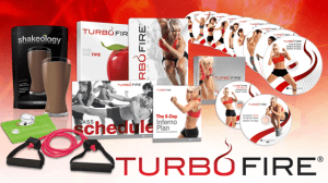 BeachBody Challenge Turbo Fire challenge pack