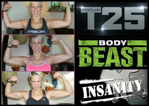 FT25 Body Beast Insanity P90X3
