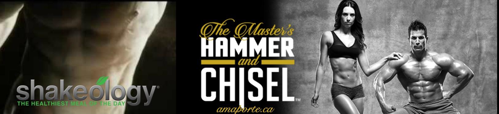 Hammer & chisel Slider amaporte