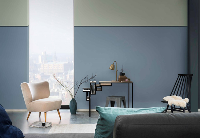 Denim Drift is Dulux Colour of the Year 2017  The LuxPad