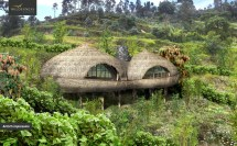 Discover Beauty Of Rwanda National Parks Bisate Lodge
