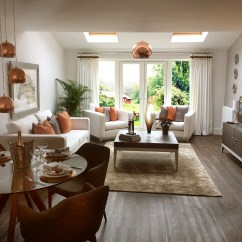 Living Room Interior Design Ideas With Dining Table Decor Modern 32 Stylish To Impress Your Dinner Guests The Luxpad Inspired Interiors