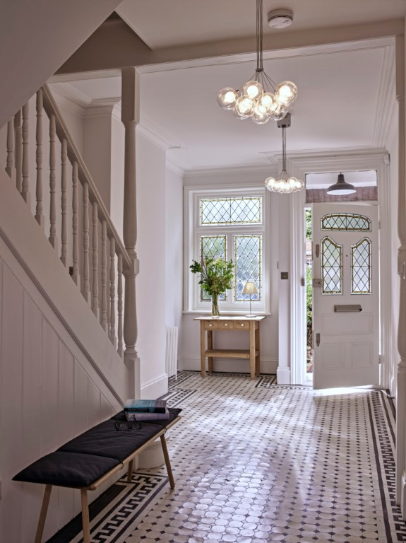 Edwardian house interior design for Edwardian style interior design