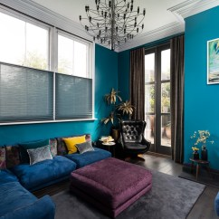 Small Living Room Ideas Blue Modern Italian Furniture 53 Inspirational Decor The Luxpad Furnished By Anna Design
