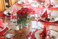 15 Christmas Dinner Table Decoration Ideas For Your ...