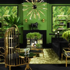 Olive Green Sofa Living Room Ideas Big Back Cushions Interior Design Trends 2018: Top Tips From The Experts ...