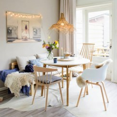 Small Living Room With Dining Table Ideas Blue Wall Paint For 32 Stylish To Impress Your Dinner Guests The Luxpad Starfish Interiors