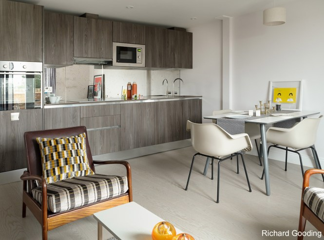 Mid Century Modern Design Meets Contemporary Chic For This Balham Transformation