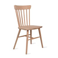 Buy Garden Trading Spindle Back Oak Chair | Amara