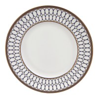 Buy Wedgwood Renaissance Gold Dinner Plate - 27cm | Amara