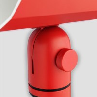 Buy wrong.london NOC Clamp Light - Red | Amara
