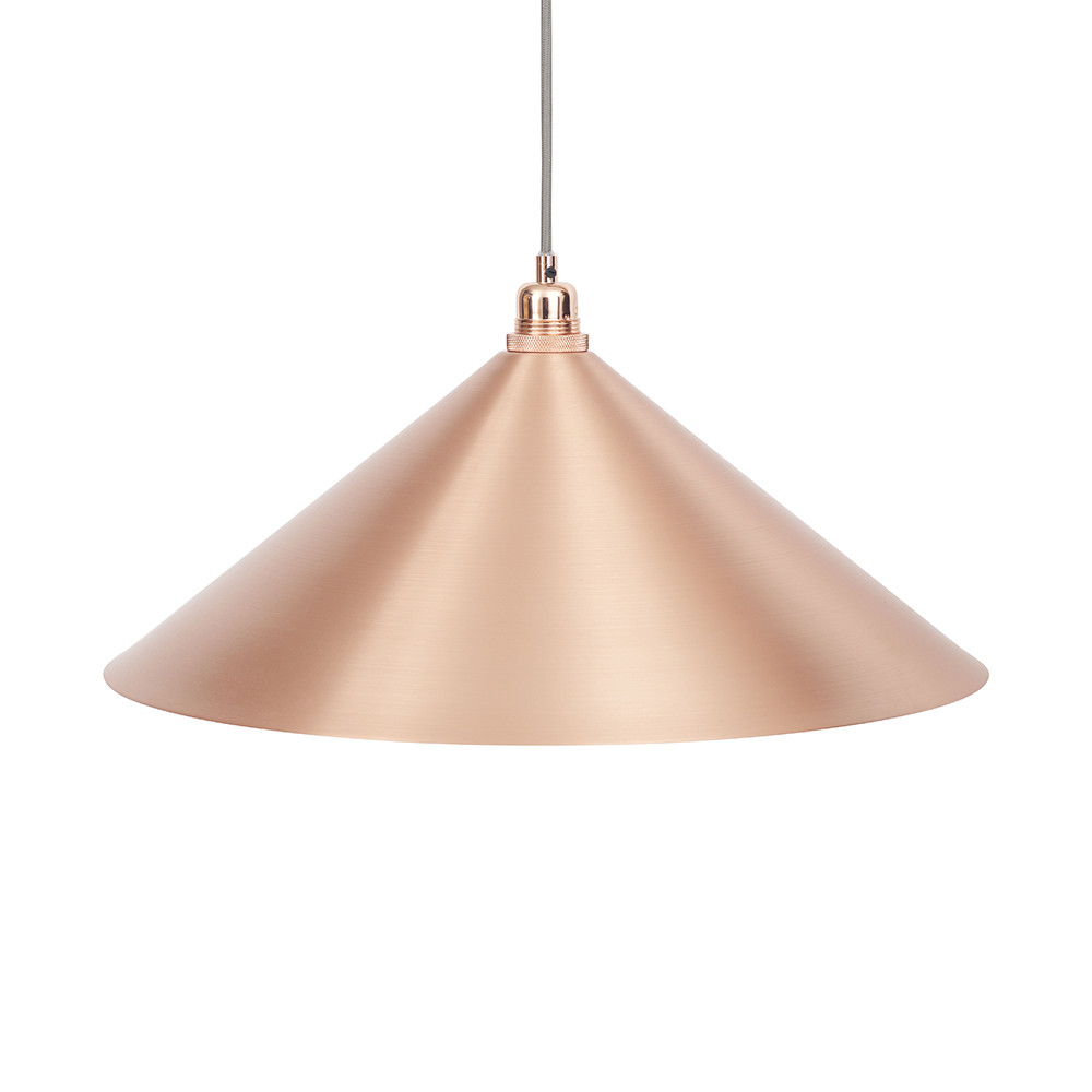 Buy Frama Copper Cone Pendant Light