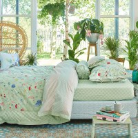 Buy Pip Studio Hummingbirds Light Green Duvet Cover | Amara
