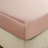 Buy Christy Hotel Sheet Set - Dusty Pink | Amara