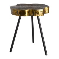 Buy Pols Potten Tree Slice Side Table - Set of 2 | Amara
