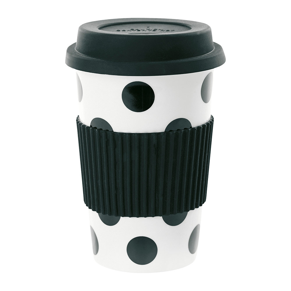 Buy Miss toile Ceramic Travel Mug
