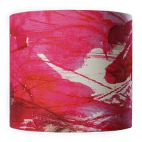 Buy Anna Jacobs Sedum Detail in Pink Lamp Shade - Small ...