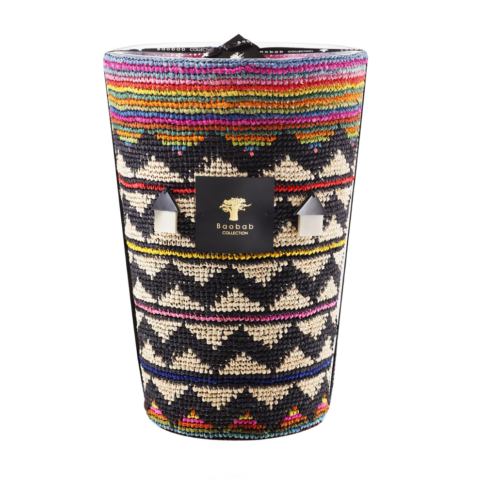 Buy Baobab Collection Trano Manala Scented Candle Limited Edition 35cm Amara