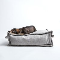 Buy Cloud 7 Cozy Dog Bed - Light Grey | Amara