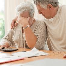 gray divorce, older divorce, divorce massachusetts Divorcing During Your Golden Years sad seniors