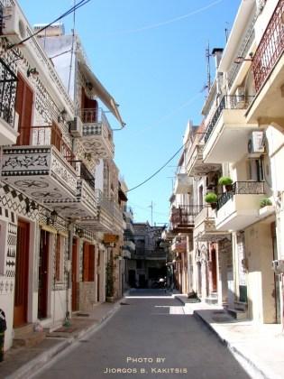 Pyrgi village
