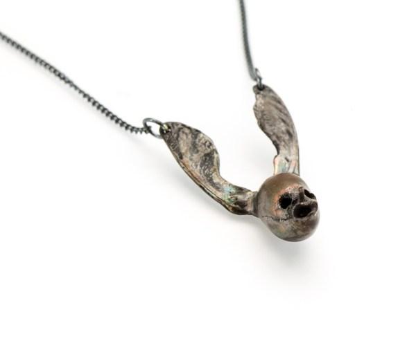 "colgante Wolperdinger "" -Attai-Chen. Art jewelry. Joyas de diseño"