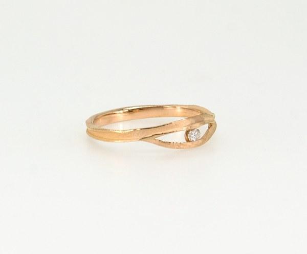 Grego García.-oro-gold-aguamarina-ring-anillo compromiso-joyería Barcelona