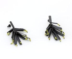 Grego García. Joyería Bercelona. contemporary jewelry. art in jewelry. Jewelry design Joyería Barcelona Diseño Barcelona. Pendientes de plata