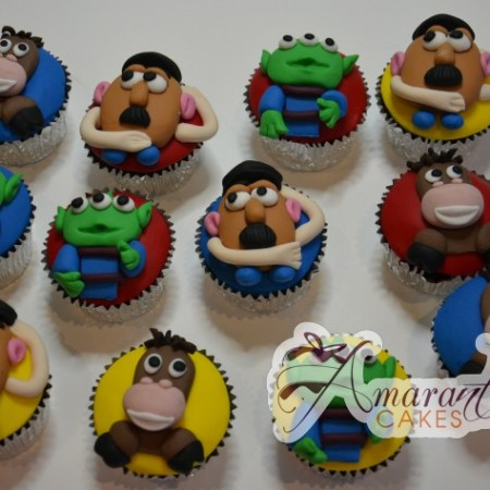 Toy Story Cup Cakes- CU34