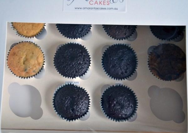 Cake flavours chocolate poppy seed - Amarantos Designer Cakes Melbourne