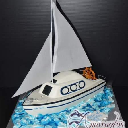YACHT CAKE NC138