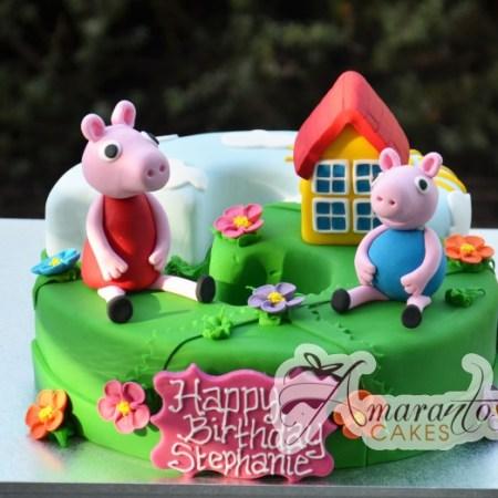 Peppa Pig Cake NC388