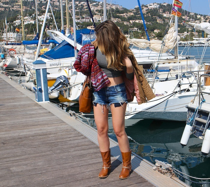 amaras la moda shorts mallorca port Andratx5