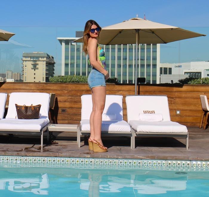 biquini Dolores Cortes amaras la moda  7