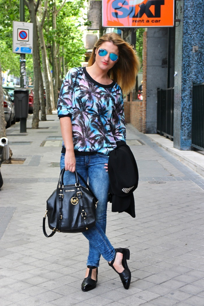 asos shoes palm shirt primark michael kors bag amaras la moda 2