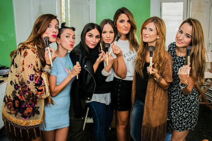 canal dcasa beauty party amaras la moda blogeras de moda 7