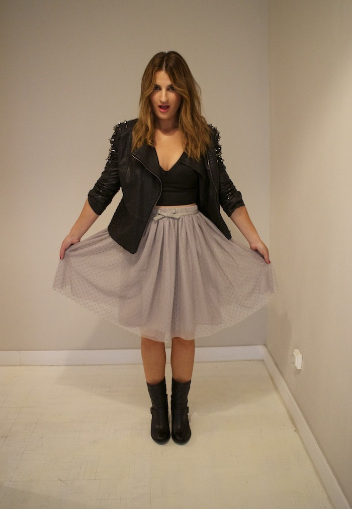 falda tul La redoute cazamariposas asamblea fashion amaras la moda clarks boots 2