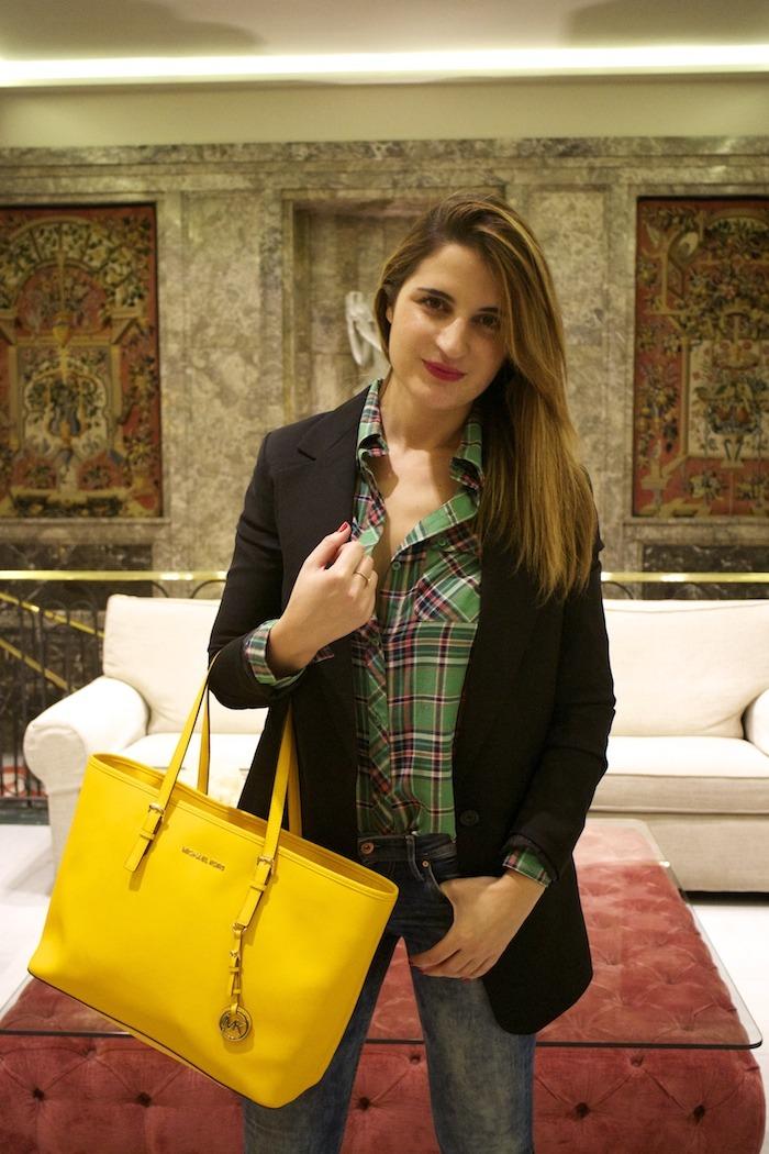 NH paseo del Prado Las Rozas Village Amaras la moda4