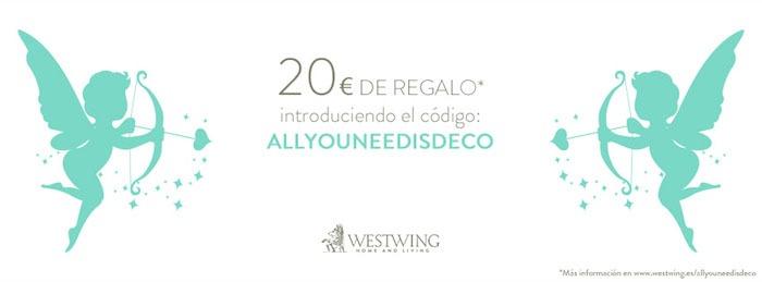 ALLYOUNEEDISDECO_CUPÓN_WESTWING