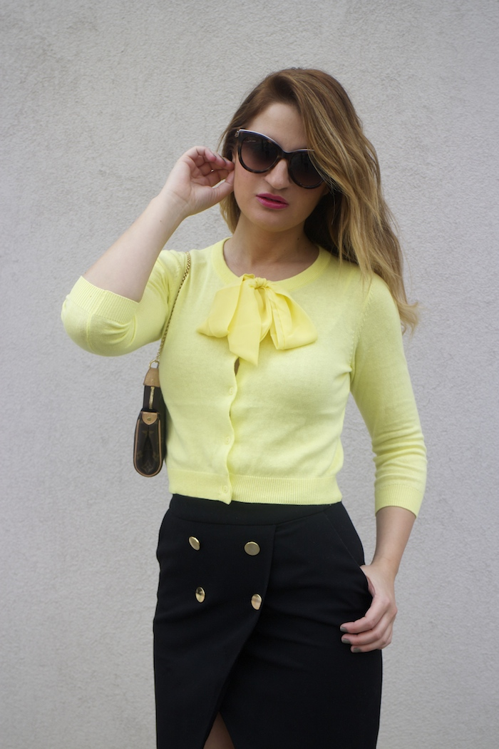 rebeca riverside amaras la moda Maria Mare sandalias louis vuitton bag. 4