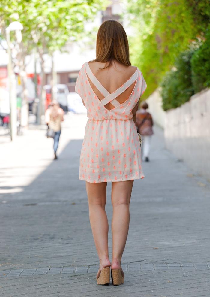 Vestido SuitTrendy amaras la moda Pilar Burgos zapatos . 4