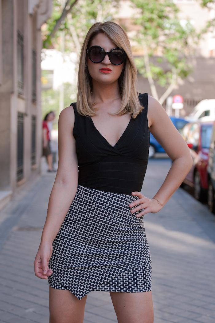 h&m skirt top amaras la moda liujo sunnies 6