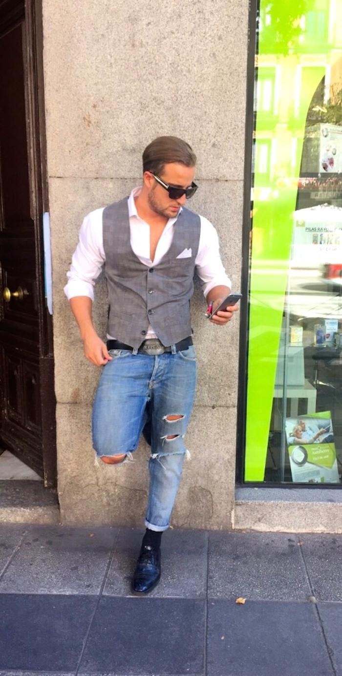 Amaras la moda Man MBFWM #mbfashionclub #MBFashionCars Paula Fraile.7