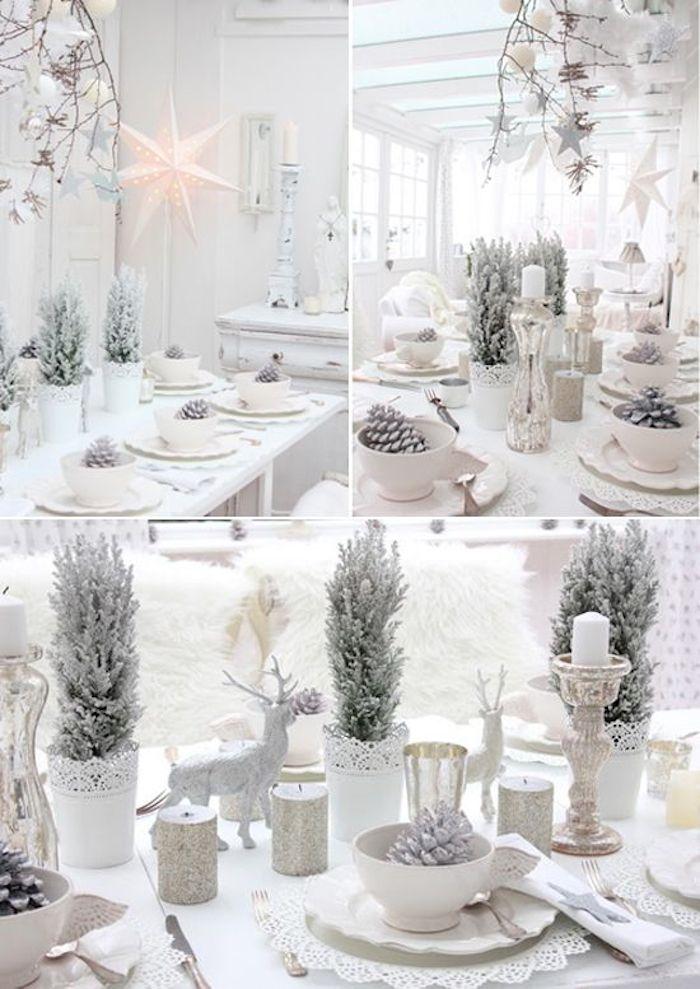 livingo decoración centros de mesa navidad amaras la moda16
