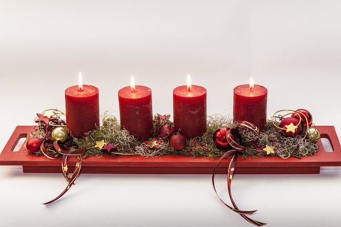 livingo decoración centros de mesa navidad amaras la moda7